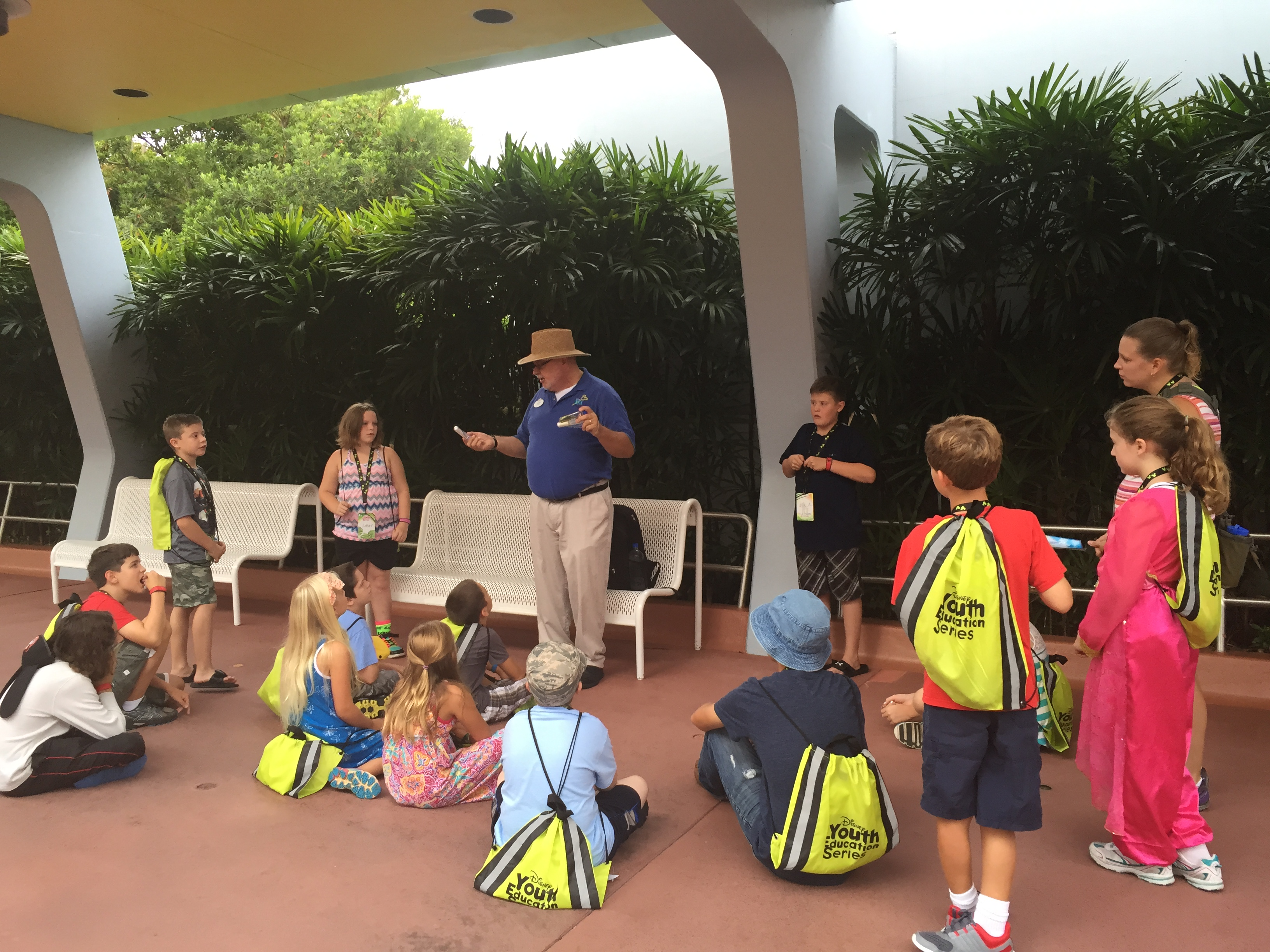 Disney Youth Education Classes